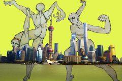 Architecture | Serie: Digital Art Fotografica; Shangai