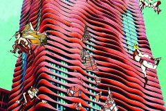 Architecture  | Serie: Invasion Metropolis