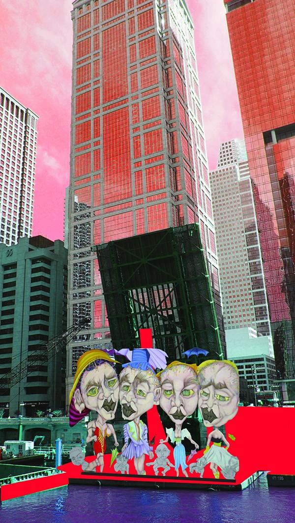 Invasion Metropolis