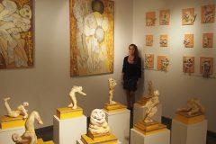 Installazione sculture