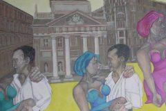 Tango - Piazza della borsa