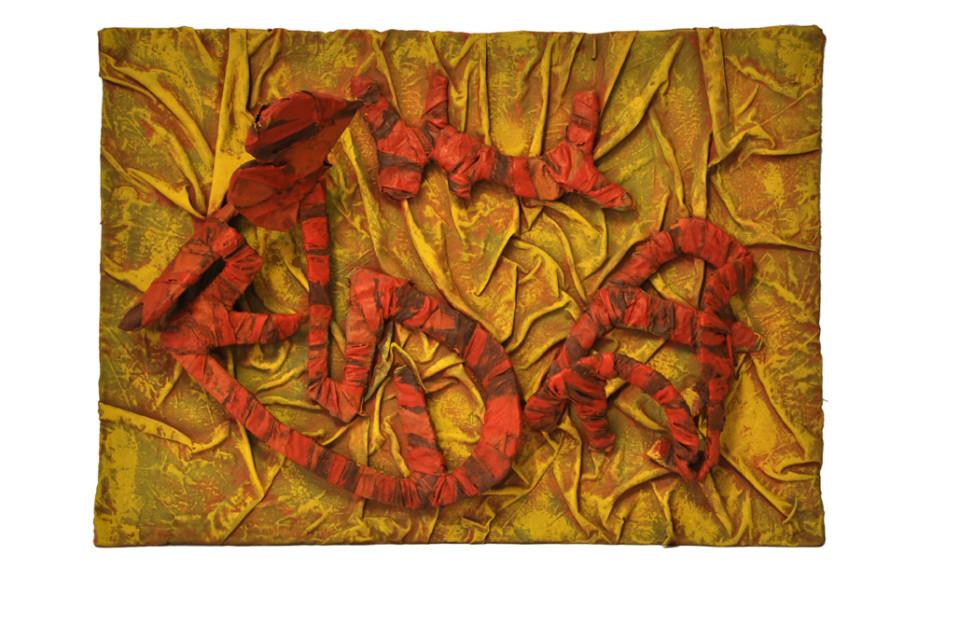 relievo,cartone policromo,48x60x40cm
