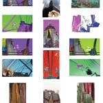 Installazioni digitalart: carta fotografica su capas line 25x30 30x40cm