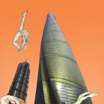 Shangai |  stampa digitale in carta fotografica su pvc / plexiglas, misura 50x70cm