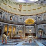 Roma |  stampa digitale in carta fotografica su pvc / plexiglas, misura 50x70cm
